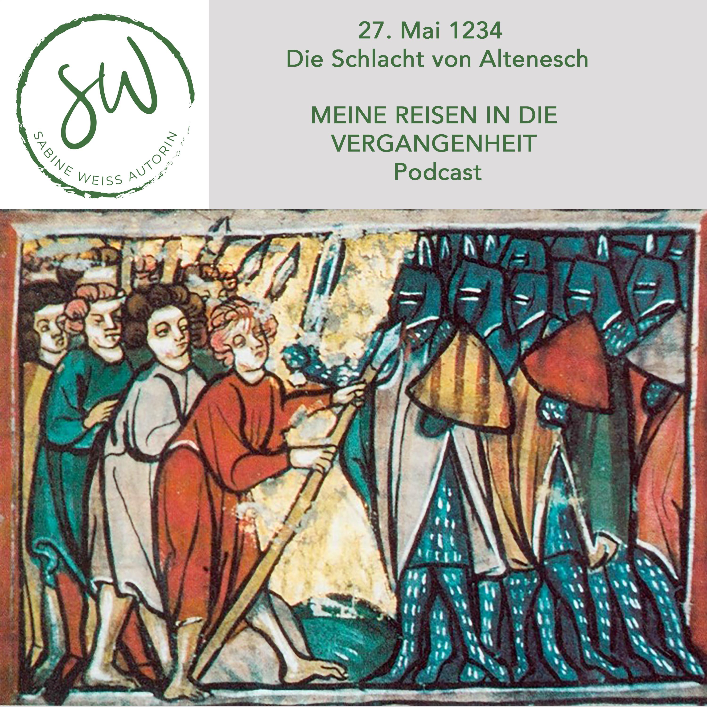Die Schlacht von Altenesch vom 27. Mai 1234