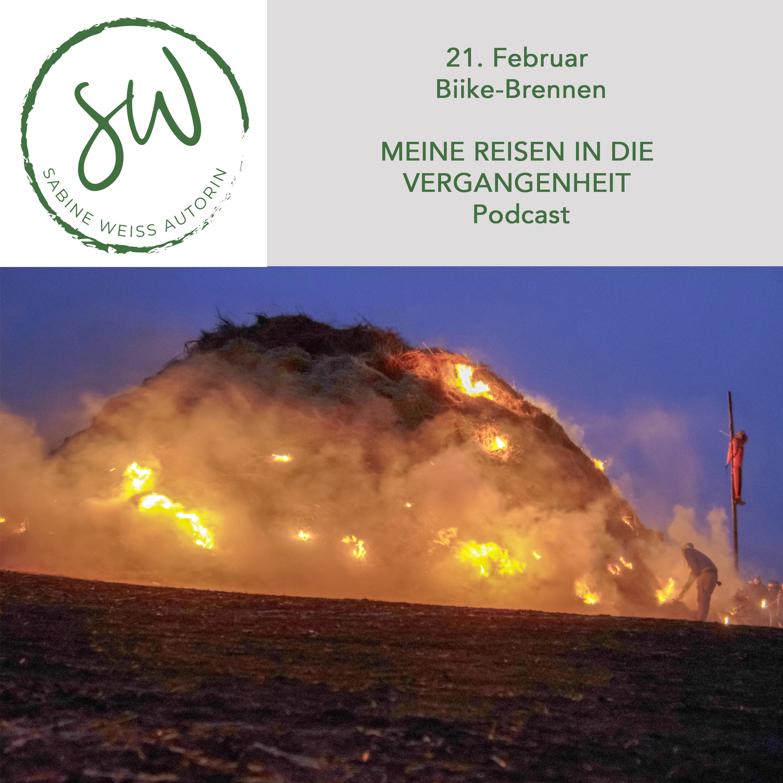 Kalenderblatt: Biike-Brennen, 21. Februar