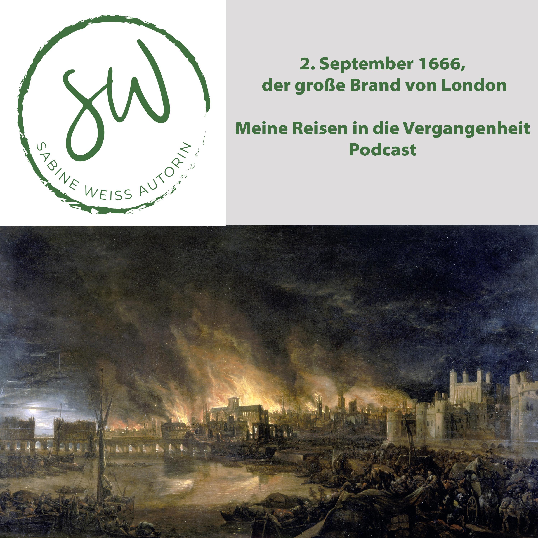 Der große Brand von London 2.9.1666